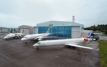 CityJet Fleet